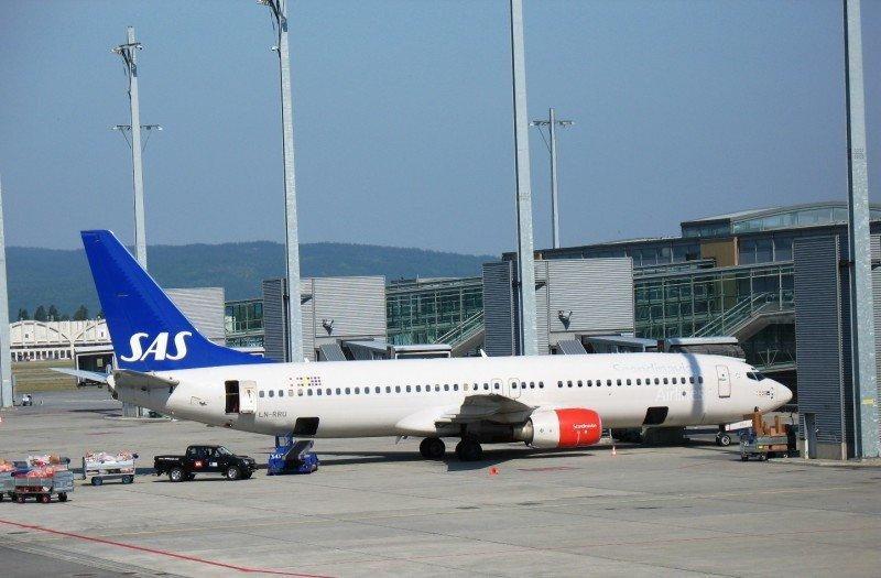 SAS sale de pérdidas y logra un beneficio de 20 M €
