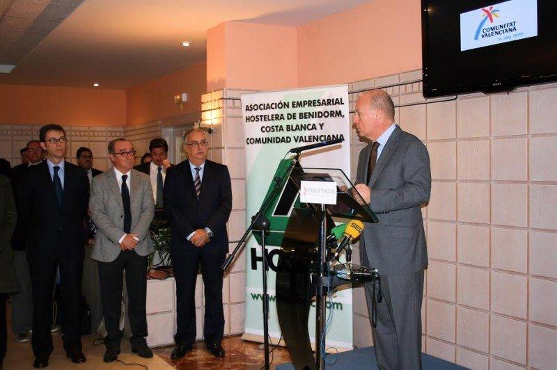 Máximo Buch ha anunciado una nueva partida para acciones de comarketing en 2014 de 450.000 euros para los mercados español, británico y ruso.