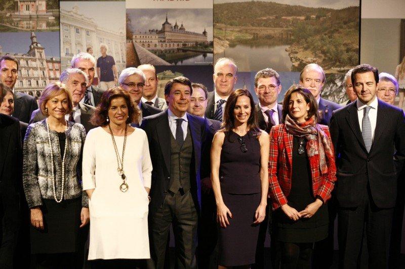 La secretaria de Estado, Isabel Borrego, mostró su apoyo al clúster turístico de Madrid.