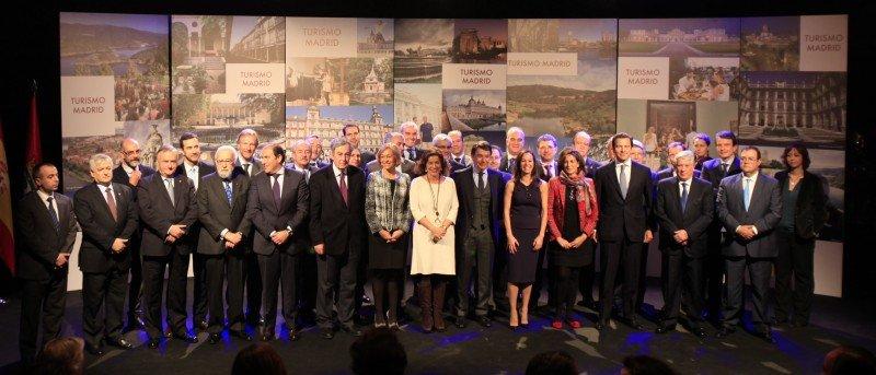 Empresas y administraciones aúna esfuerzos para relanzar Madrid