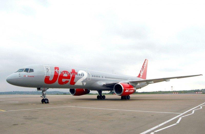 Jet2.com aumenta un 30% sus operaciones con Lanzarote