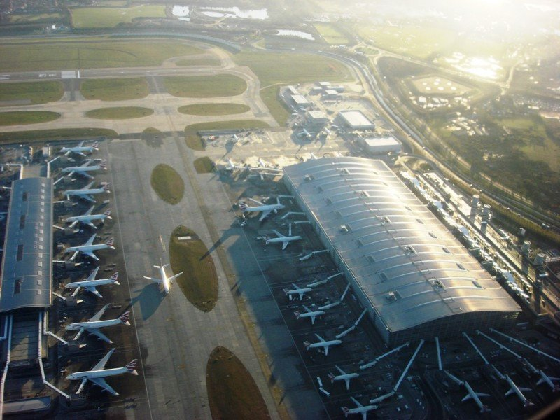 Londres Heathrow se mantiene como primer aeropuerto europeo.