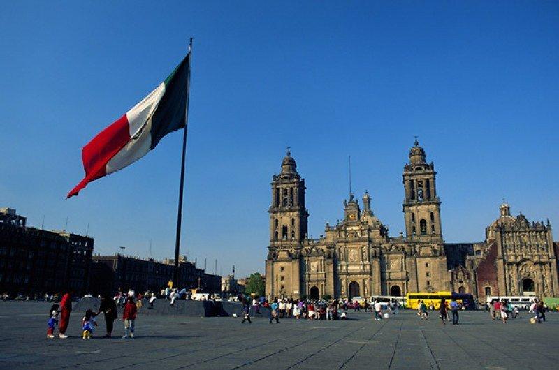 México DF.