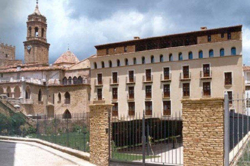La Hospedería de Iglesuela del Cid es una de las cinco cuya gestión sale a concurso de manera individual.