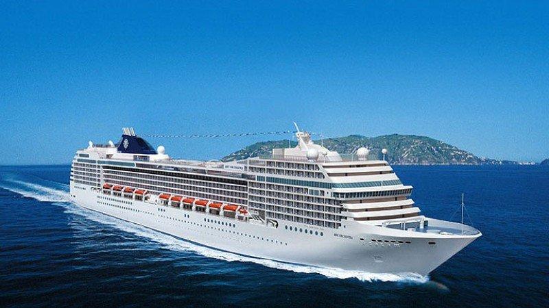 España recibió un 1,5% menos de pasajeros de cruceros hasta octubre
