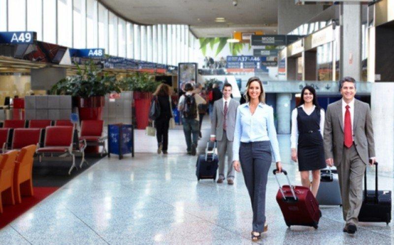 Cada vez más las empresas consideran que los gastos de viaje son una inversión. #shu#