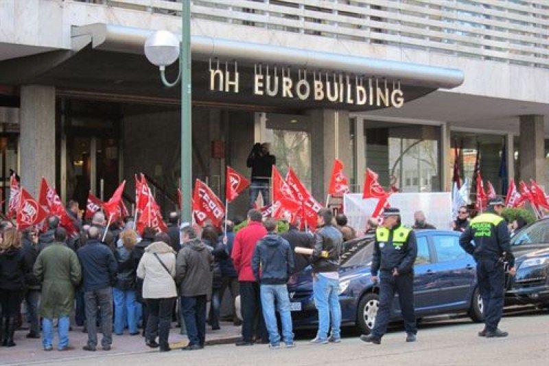 El segundo ERE de NH Hoteles afectará a unos 106 trabajadores