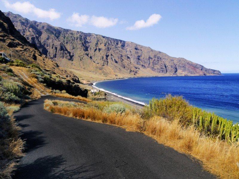 Costas de El Hierro, Canarias. #shu#