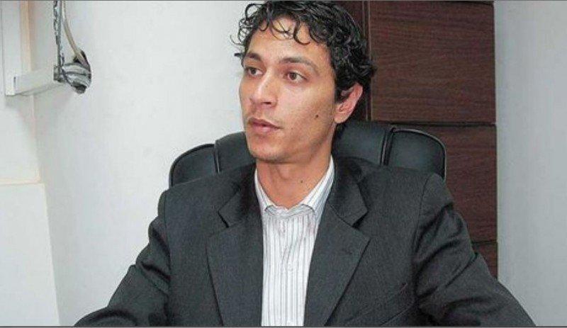 Marko Machicao, Viceministro de Turismo de Bolivia.