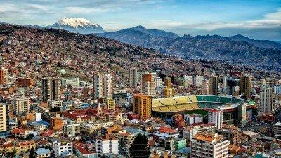 La Paz está entre las 28 ciudades Maravillas del Mundo.