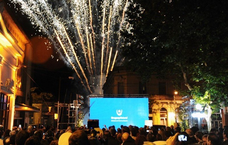 Lanzamiento de la temporada realizado en Rocha.