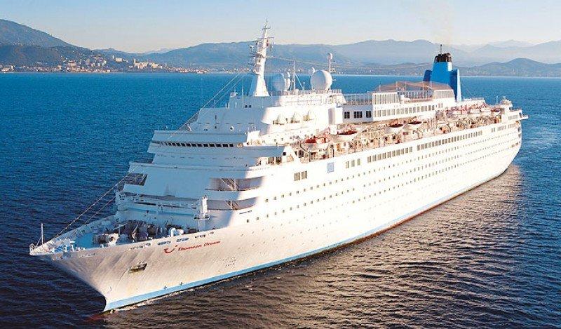 El primer crucero de la compañía que atracará en Cartagena será el Thomson Dream.