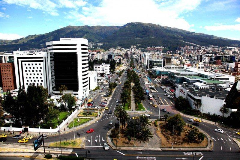 Quito concentra el 75% del tráfico aéreo y el 60% de las plazas disponibles en Ecuador.