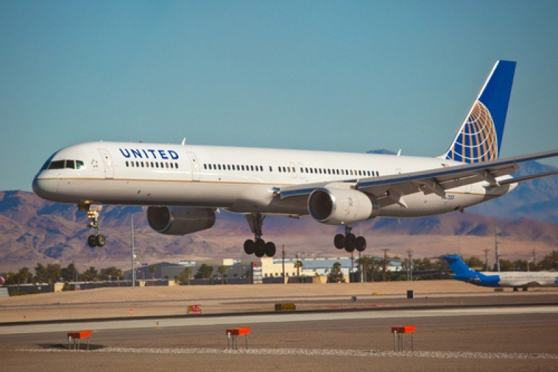 United Airlines supera 81% de ocupación en vuelos a Latinoamérica