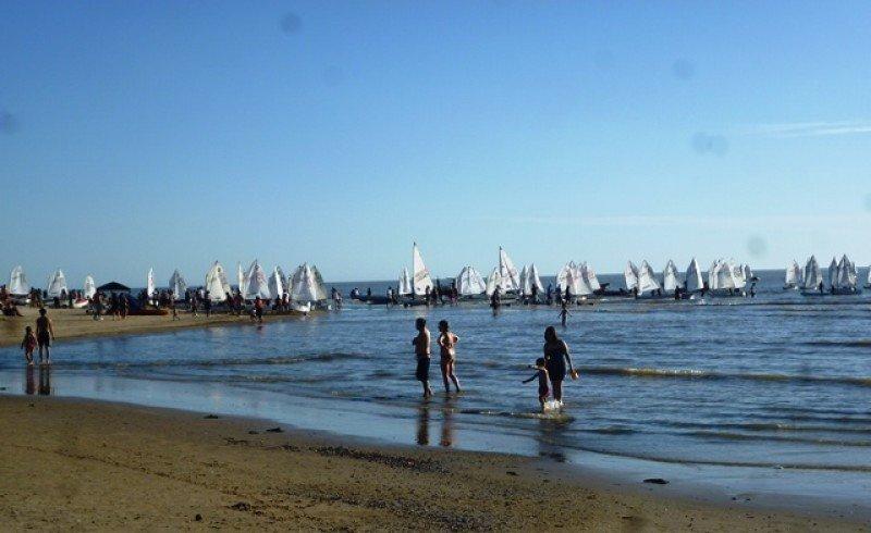 Playa Mansa de Atlántida.
