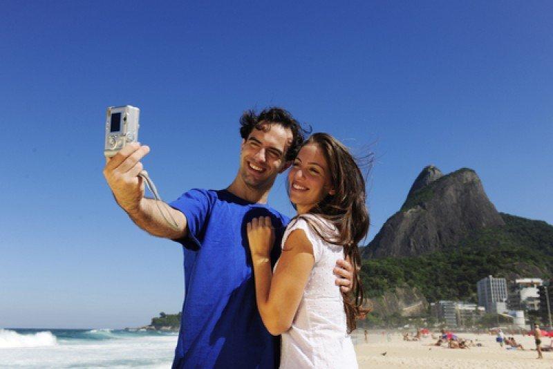 Brasil ya superó este año su récord histórico de visitantes extranjeros. #shu#