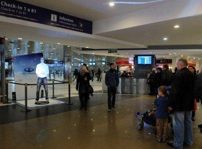 En octubre ingresaron más de 192 mil extranjeros.