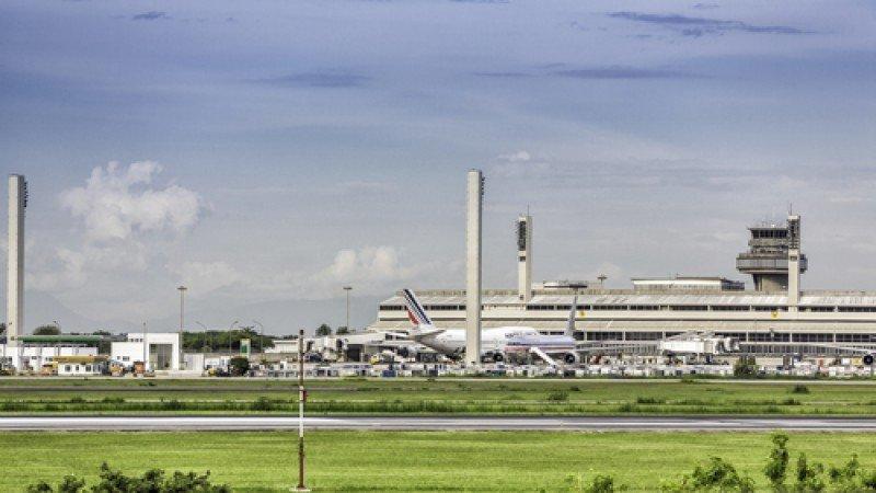 El aeropuerto Galeao de Rio fue uno de los últimos en ser concesionado. #shu#