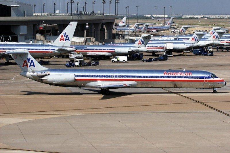 American Airlines Group es desde hoy la mayor aerolínea mundial