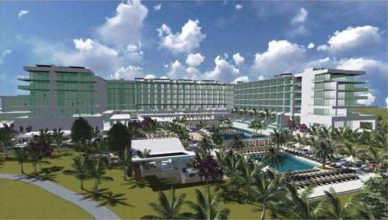 El hotel que abrirá en 2015 formará parte del Karibana Beach