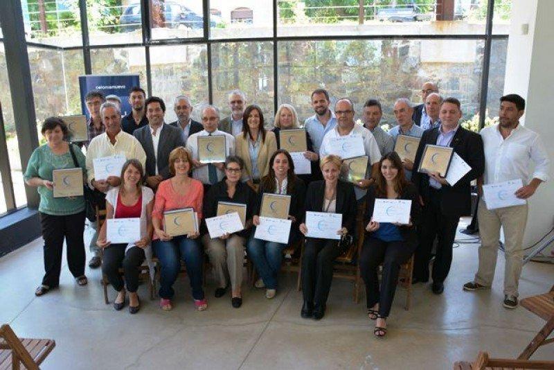 Primeras empresas distinguidas por el programa SIGO en Uruguay.