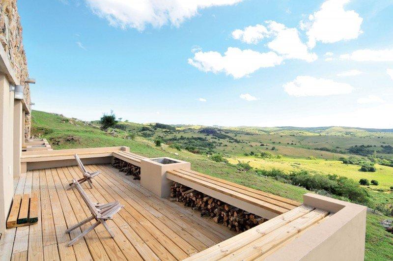 Hotel Cerro Místico de Uruguay ingresó en la nómina de Luxury Accommodations