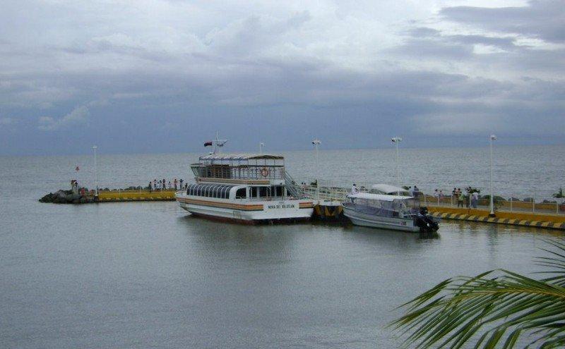 Puerto Salvador Allende.