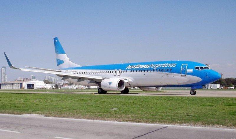Aerolíneas Argentinas avanza en su plan de renovación con dos nuevos aviones