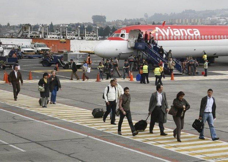 Avianca aumentó 6,8% los pasajeros hasta noviembre