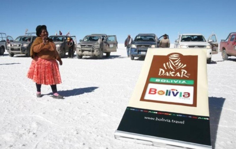 Las ganancias del Dakar en Bolivia superarán en 750% lo invertido