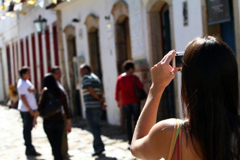 En noviembre el gasto turístico en Brasil creció 4,5%.