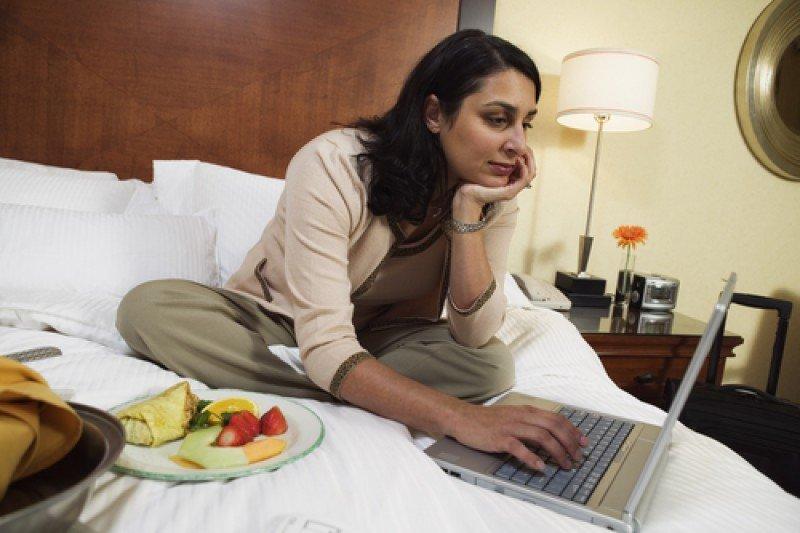 Sólo uno de cada 10 comentarios de hoteles es negativo. #shu#