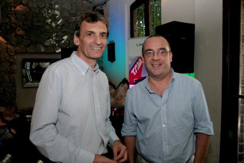 José Luis Buzzalino y Juan Panzardo.