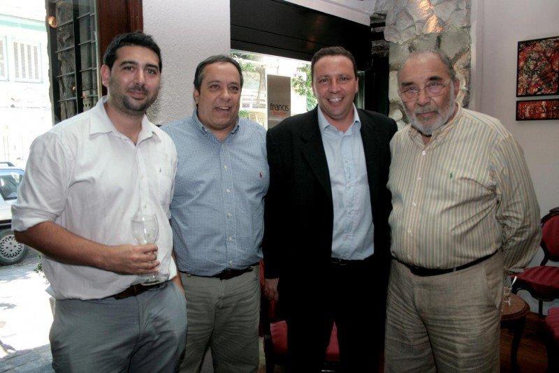 Alejandro Gilvich, Juan Pablo Casella, Diego Martínez, Saúl Gilvich.