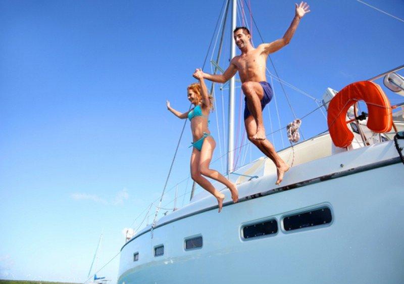 El 76% de las personas que viajan al Caribe van de vacaciones. #shu#