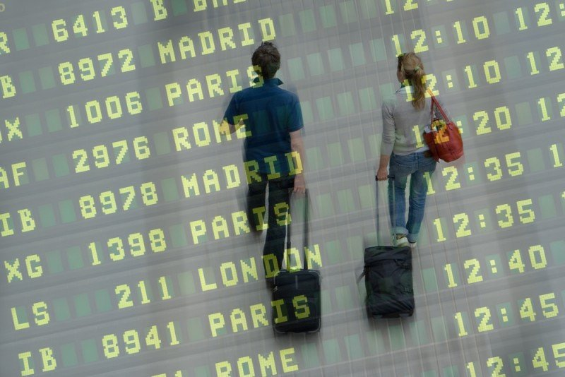 Ryanair, Iberia y Vueling, las más solicitadas en España