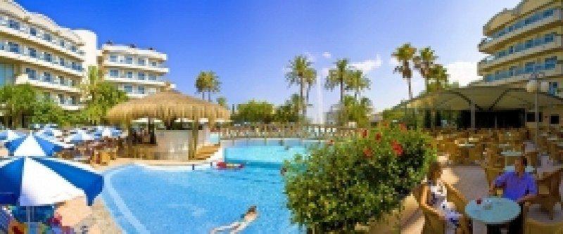 Hotel Rei del Mediterrani, en Playa de Muro.