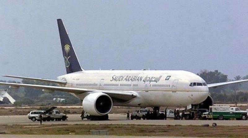 29 heridos durante un aterrizaje de emergencia en Arabia Saudí