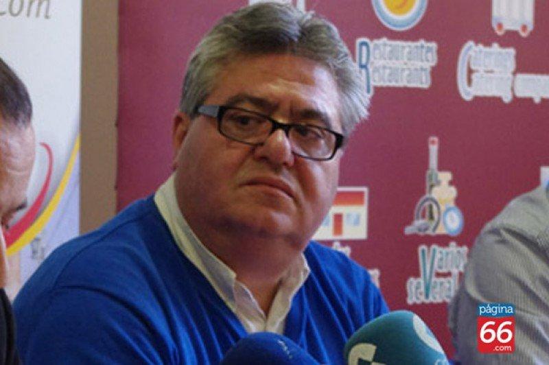Javier Vicedo. Foto: www.pagina66.com