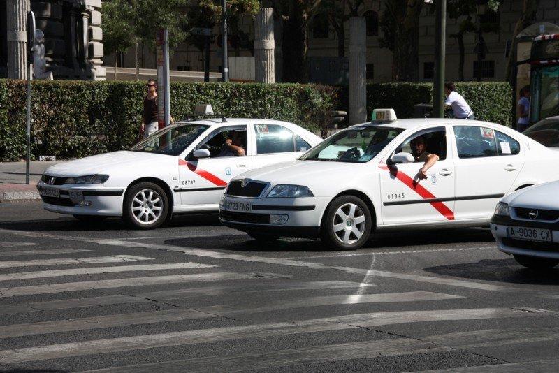 Los taxis de Madrid están entre los más valorados del mundo.  #shu#