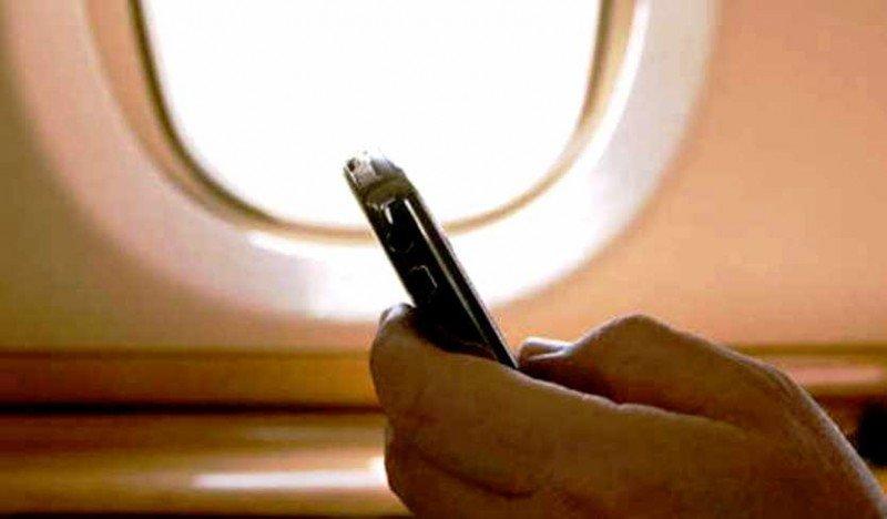 España, lista para el uso de dispositivos móviles en despegues y aterrizajes
