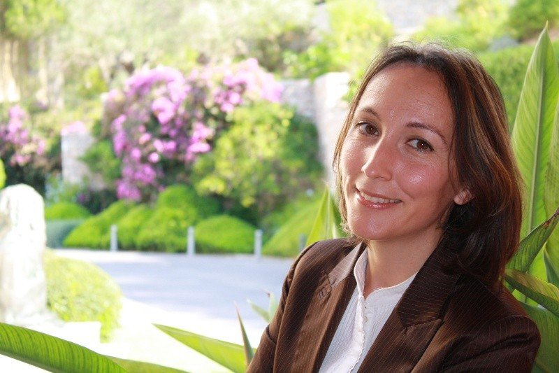 Montserrat Jaén.