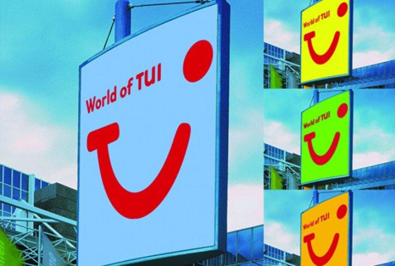 TUI lidera el ranking de facturación de los TTOO europeos