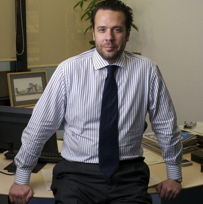 Miguel Ángel García, director comercial de la división mayorista de Globalia.