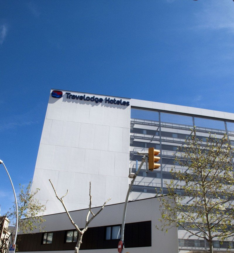 Travelodge Barcelona Poblenou.