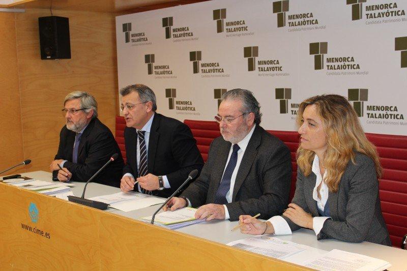 Tres nuevos proyectos para Menorca en 2014