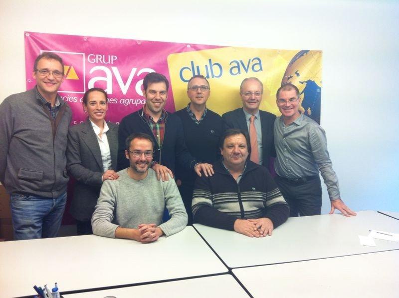 Daniel Canals, nuevo presidente del Grupo AVA
