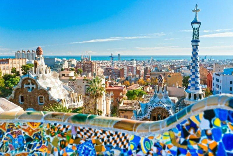 Barcelona destaca como destino urbano. #shu#.