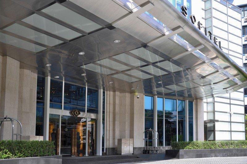 La cadena 170 hoteles abrió en 2013. #shu#.