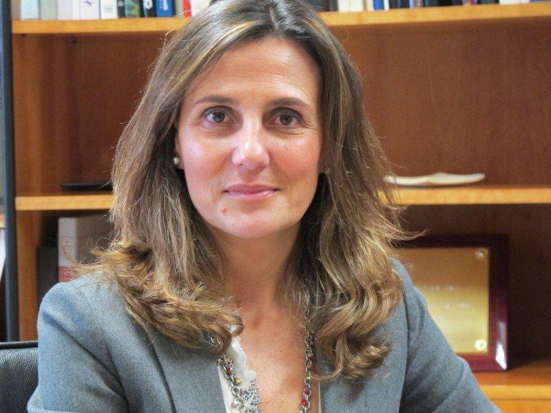 Marta Blanco, directora general de Turespaña desde el pasado 1 de octubre.